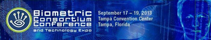 Biometrics 2013, Tampa, FL