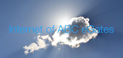 Internet of ABC eGates and Kiosks, BioUptime