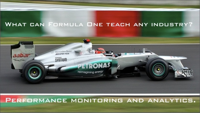 What can Formula One teach any industry?